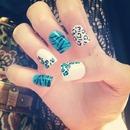 blue zebra :)