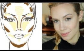 Highlight & Contour: Using Cream Products!