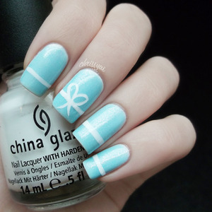 http://www.chrissyai.com/ Base color is Sinful Colors Cinderella