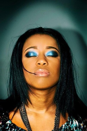 My first REAL photoshoot I did makeup for back in 08'