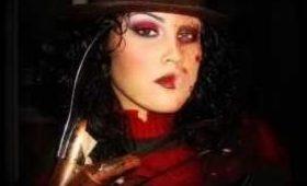 Ms. Freddy Krueger Makeup Tutorial