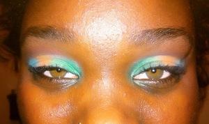 sea-like makeup #2
