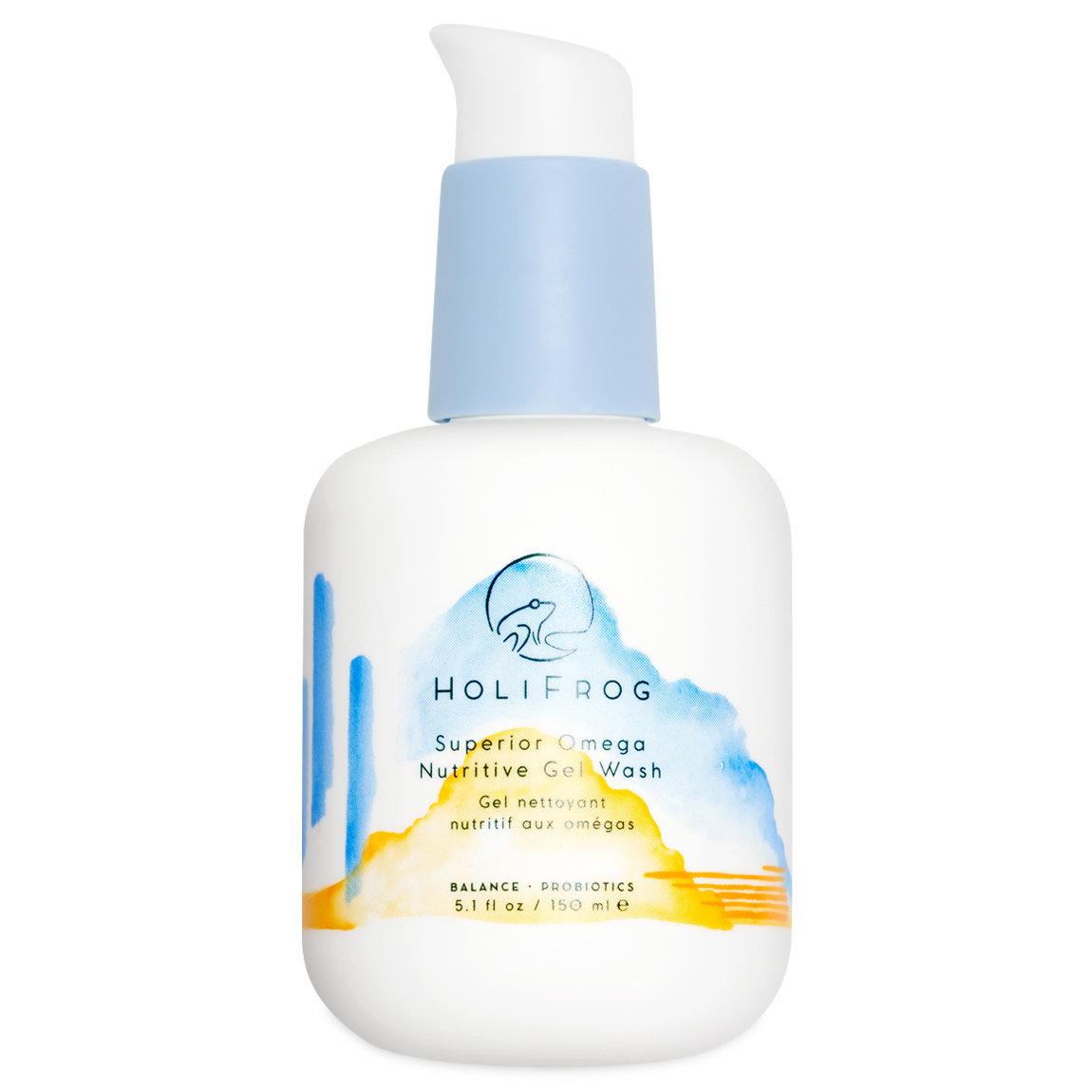 HoliFrog Superior Omega Nutritive Gel Wash alternative view 1 - product swatch.