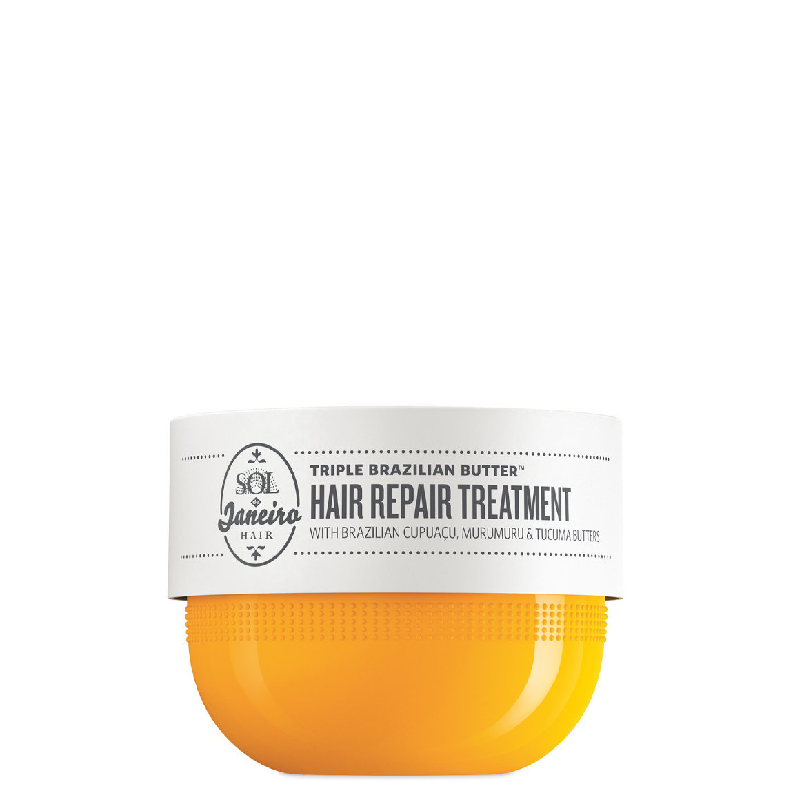 Sol de Janeiro Triple Brazilian Butter Hair Repair Treatment Mask alternative view 1 - product swatch.