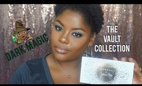Morphe X Jaclyn Hill | The Vault Collection Review | Dark Magic | Shakirah Glam Artist