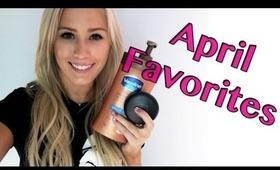 Karissa's April Favorites