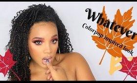 """Colourpop """"Whatever """" Palette   Fall Cut Crease  leiydbeauty"""