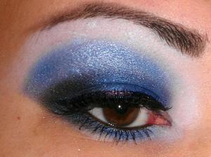 My version of Prom makeup.