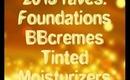 2013 faves: bbcreme etc
