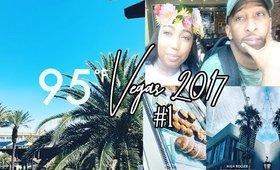 Baecation - VEGAS!  PART 1 | Jessica Chanell