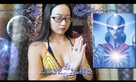 A Visit from a Sirian Being   IMPORTANT Sirian Starseed Messages and Galactic Channelling