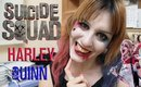 Halloween Harley Quinn Suicide Squad Makeup / Maquillaje Halloween Harley Quinn Escuadron Suicida