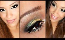 Envy Me on NYE [Sparklin' St. Patrick's Day] Makeup