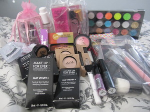 IMATS purchases!