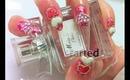 Victoria Secret Inspired Gyaru Nails