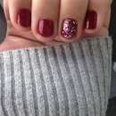 Red and Sparkle