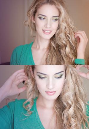 Guerlain Parure Extreme Luminous Extreme Wear Foundation is amazing! + Forever 21 baked eyeshadows are great!
