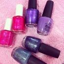 girlish colors