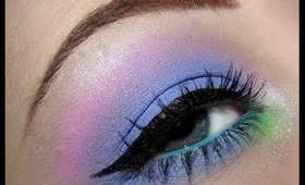 Spring Pastels Makeup Tutorial