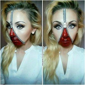 SFX Makeup.