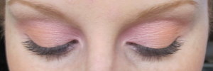 Look created with E.L.F.'s 100 color pallet