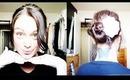 Flipped Ponytail Bun - Quick & Easy Updo ♥