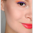 Makeup Trends «Colored Eyeliner»