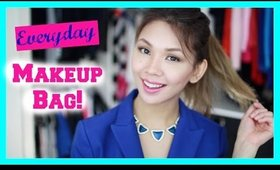 What's in my Everday Makeup Bag!