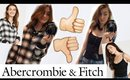 IS ABERCROMBIE COOL AGAIN??? | TRY ON HAUL + REVIEW