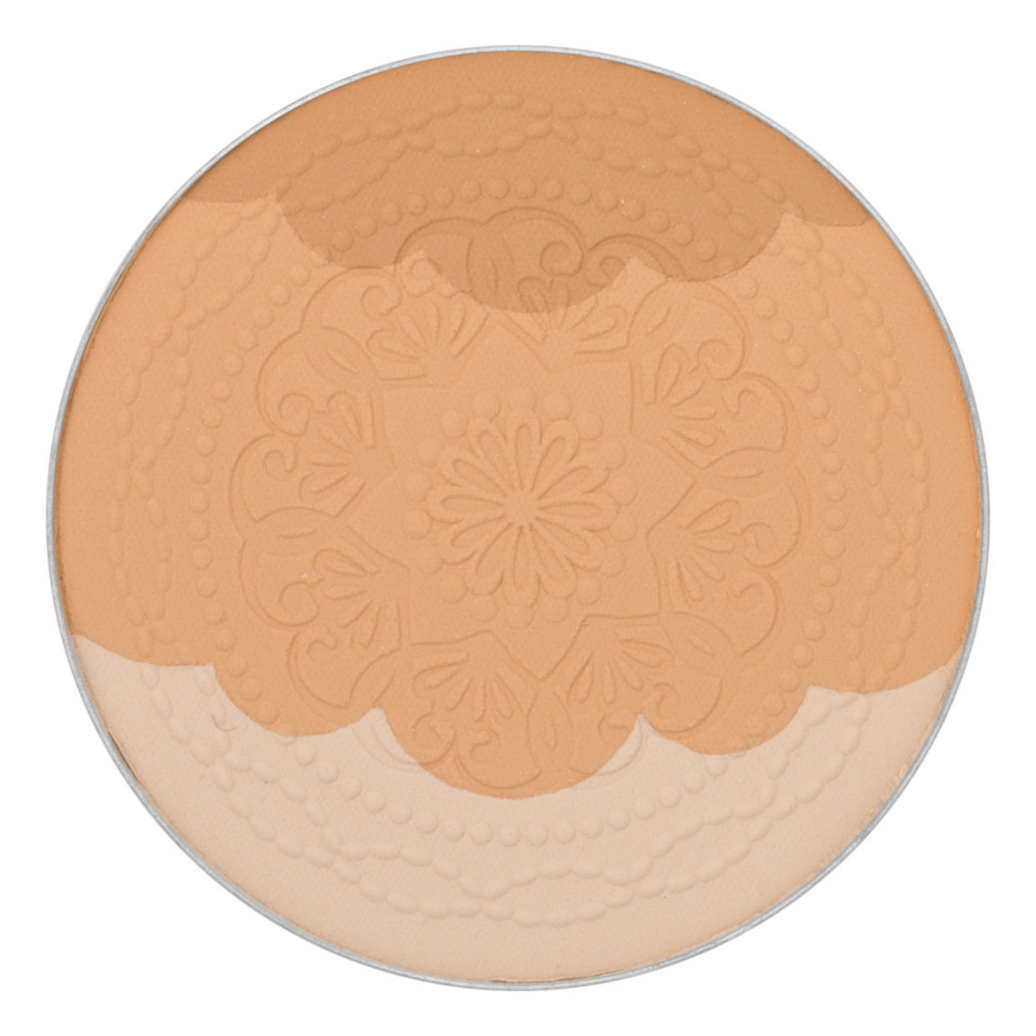 Anna Sui BB Pressed Powder (Refill) 02 product swatch.