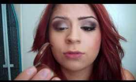 Glamour Doll Eyes: Chocoholic & Prankster Makeup Tutorial