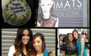 IMATS VLOG, HAUL & PICTURES