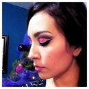 Pink, purple and glitter