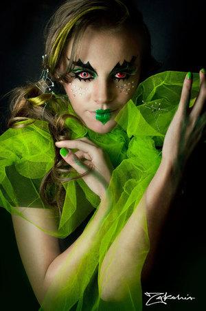Happy Halloween v-V  Model: Joana Espada