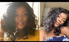 Wavy Gabrielle Union Inspired Bob OMGHERHAIR