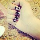 Cute fake nails