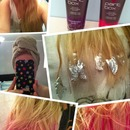 Pink Ombre Tips