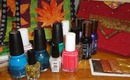 A Random Nail Polish Haul, What I've Been Up To, Upcoming Contest