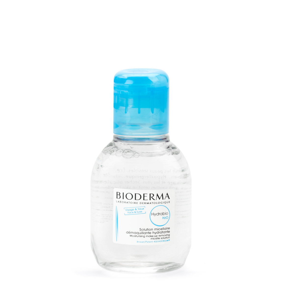 Bioderma Hydrabio H2O 100 ml alternative view 1 - product swatch.
