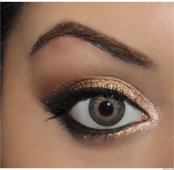 Half Baked Urban Decay Naked Pallete Look 1 Yumna M S