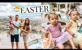 EASTER SUNDAY WITH THE FAMILY | Kendra Atkins