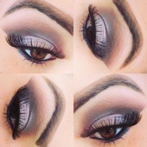 ✨👽✨ #motd #maccosmetics #bhcosmetics #ilovemakeup #mac #eyeshadow #smokeyeye #tartecosmetics #amazonianclay #makeupaddict✨👽✨