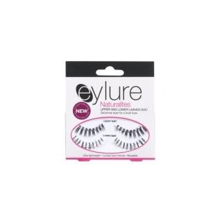 Eylure Naturalites Upper & Lower False Eyelashes Sectional Style