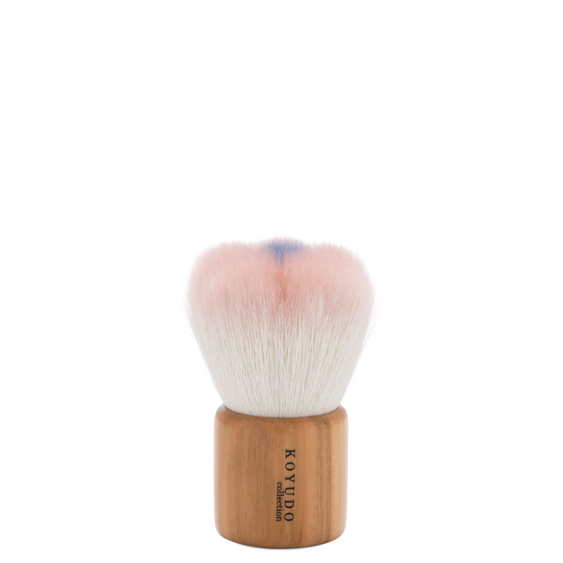 KOYUDO Innovative Series F001 Powder/Blush Brush - Pink product swatch.