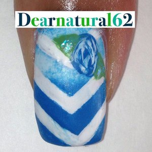 I love trying new cute nail looks! Check out me on YouTube at www.youtube.com/dearnatural62
