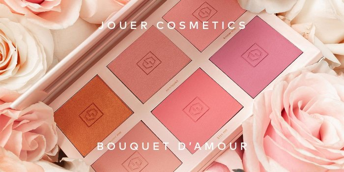 Shop Jouer Cosmetics Bouquet d'Amour