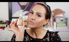 CLARINS SKIN ILLUSION FOUNDATION & GIVEAWAY!