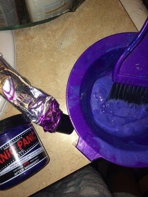 Diy Purple Shampoo Beautylish