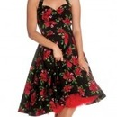 Rockabilly sun dress