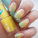 31 Day Challenge - Gradient Nails - 10. DAY